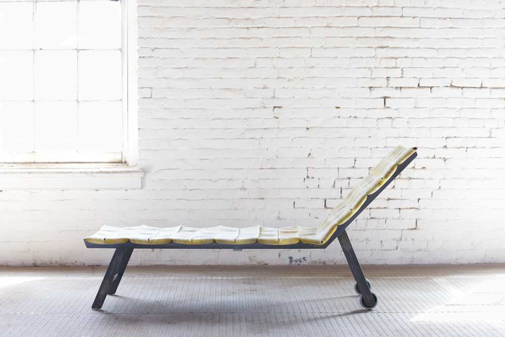 Furniture & Accessories from Salvaged Fire Hoses in style fashion main home furnishings  Category