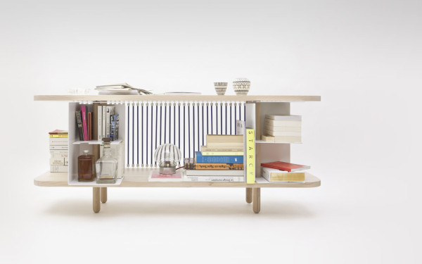 Customizable Sideboard Inspired by the Club Sandwich