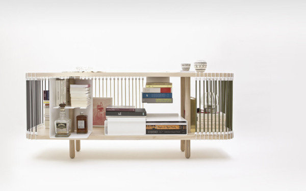 Customizable Sideboard Inspired by the Club Sandwich in home furnishings Category