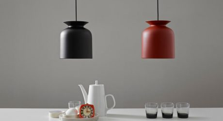 Ronde Pendant Lamp by Oliver Schick