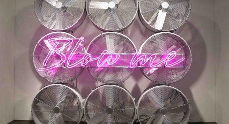Blow Me by Sebastian Errazuriz