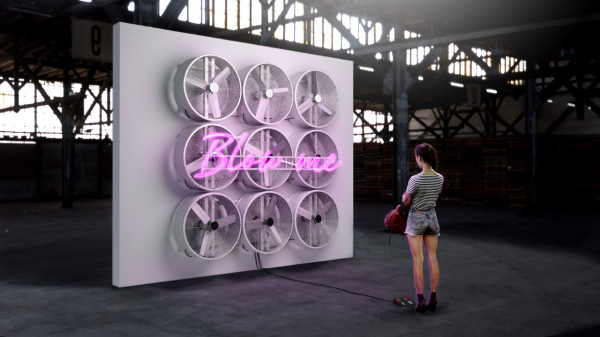 Blow Me by Sebastian Errazuriz in main art  Category