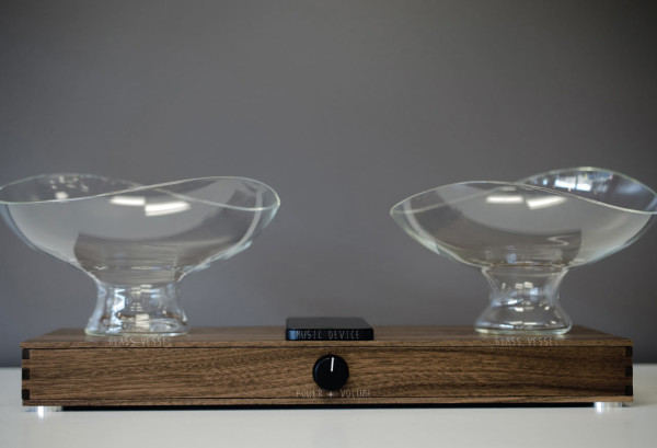 Timbre Speaker by Casey Lin in technology main  Category