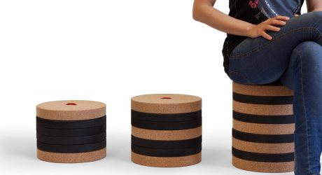 TORONTO: An Adjustable Stool For Playing