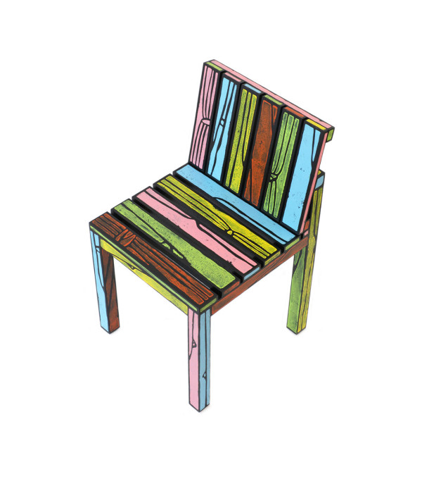 Woods_Wrong-Bent-Logo-Vivid-11-chair