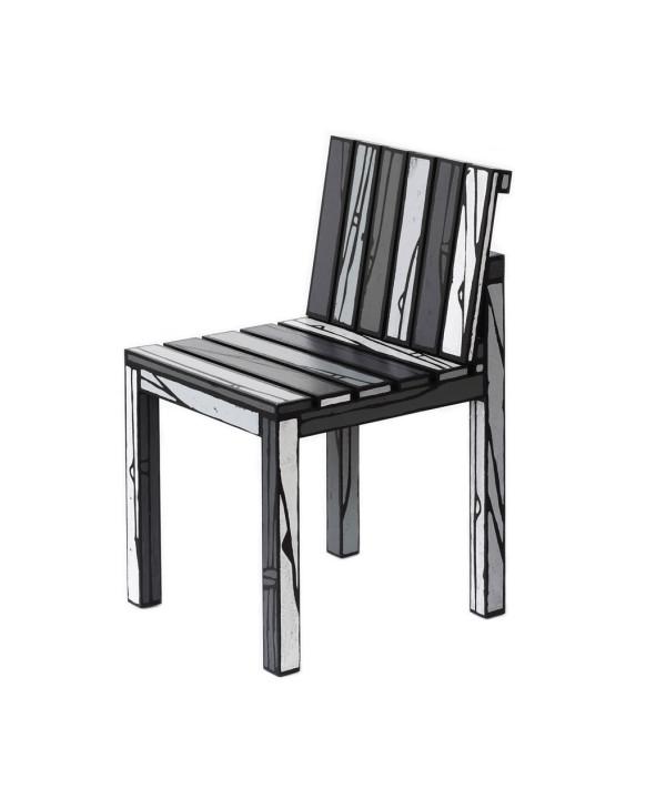 Woods_Wrong-Bent-Logo-Vivid-13-chair