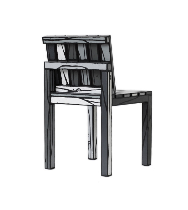 Woods_Wrong-Bent-Logo-Vivid-14-chair