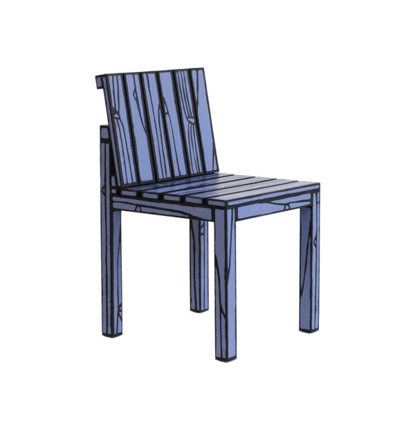 Woods_Wrong-Bent-Logo-Vivid-9-chair
