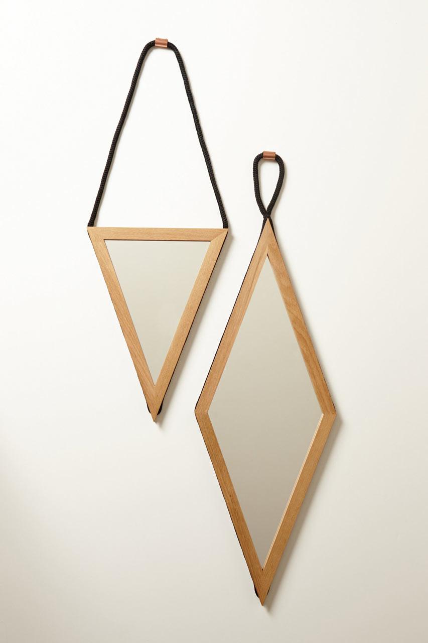 Acute Mirrors by Patrick Kim