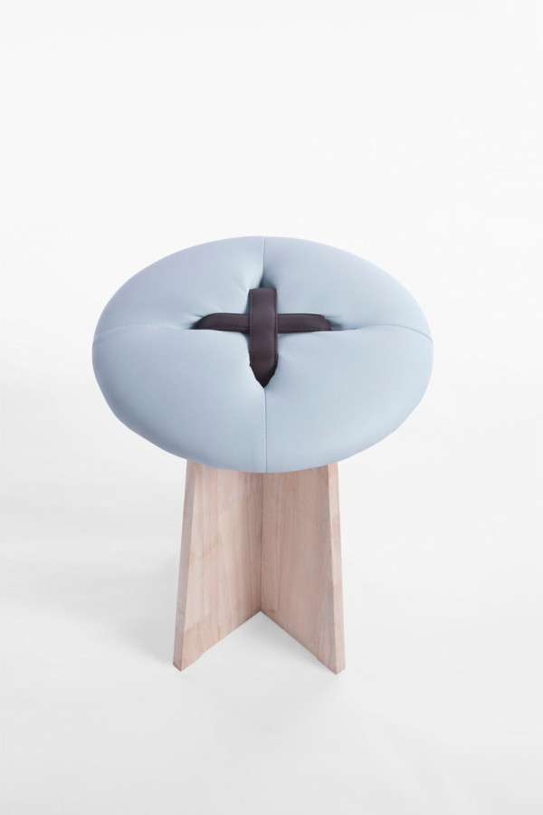 bottone-blue-stool-modern-button-bozu