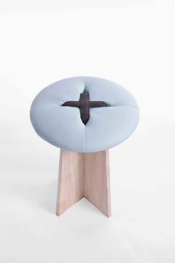 bottone-blue-stool-modern-button-bozu