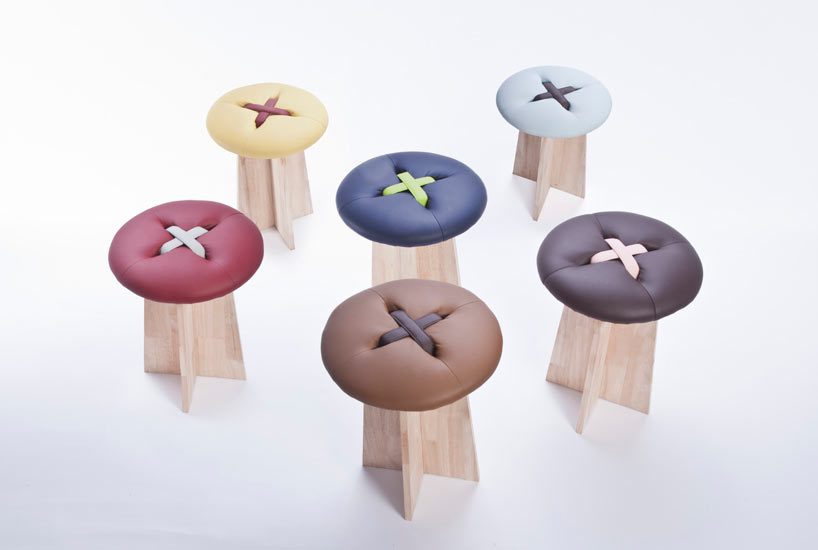 bottone-stool-modern-button-bozu