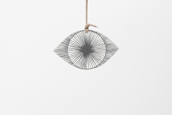 Circular Eye Ornaments in main home furnishings art  Category