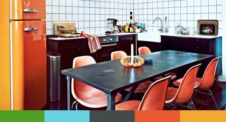 Jonas Ingerstedt's Colorful Interior Photos