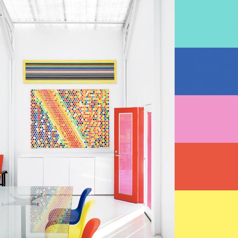 Interiors Shot by Lucas Allen