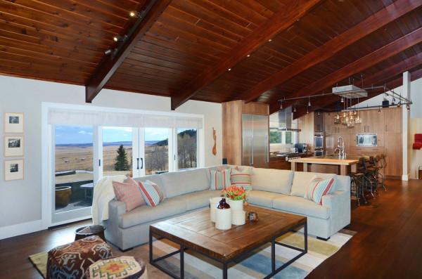Contemporary Interior Design Open Concept