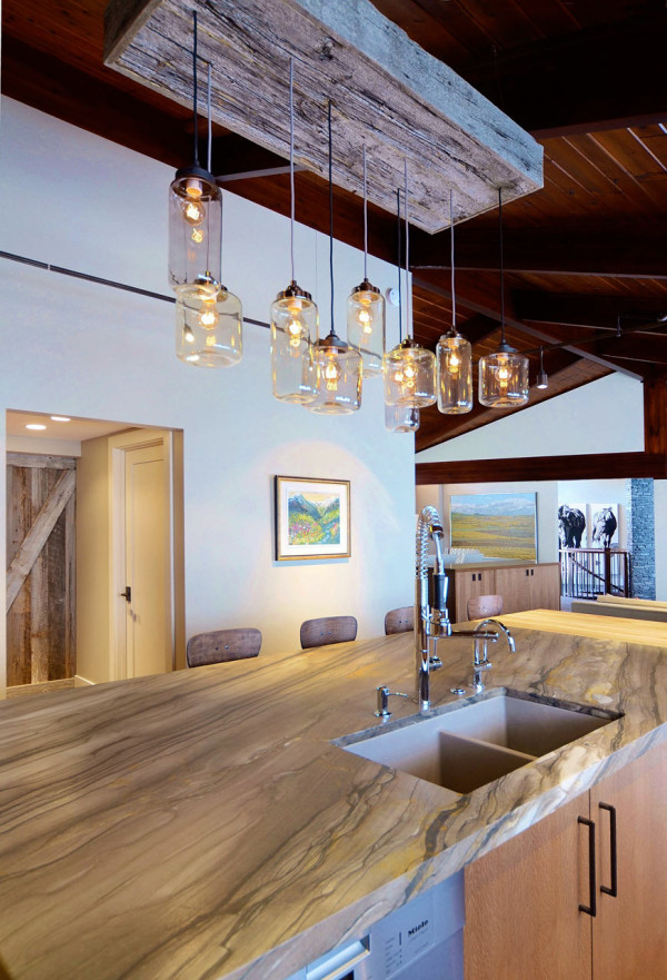 Contemporary Ranch Interior Design By Johnson Associates