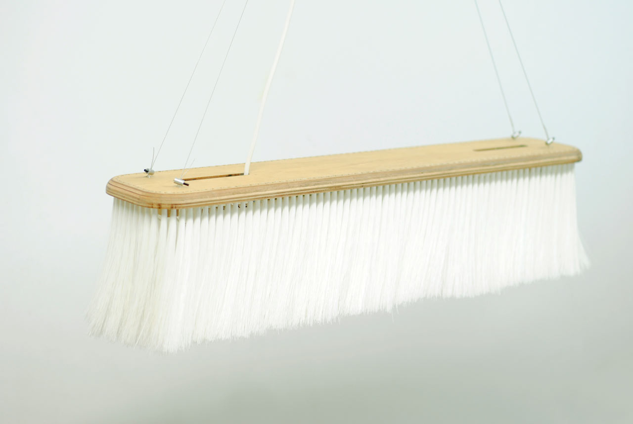If Brushes Were Decor by Cristian Mohaded
