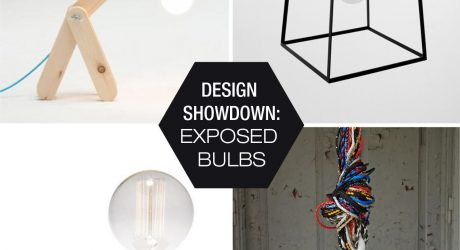 Design Showdown: Exposed Bulbs