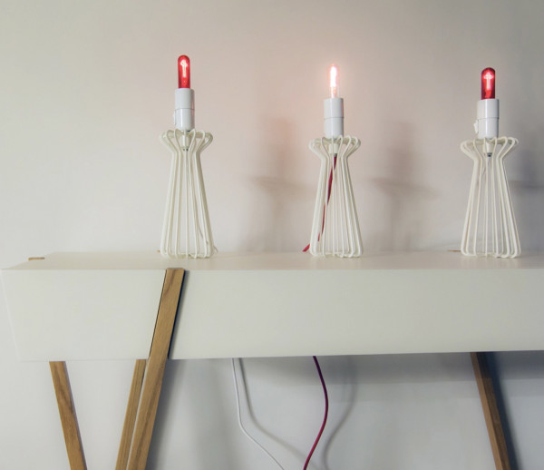 Cross Bulbs designed by Mitri Hourani for Boboboom