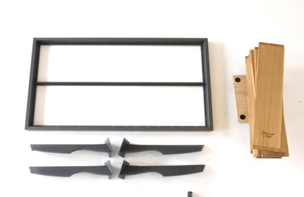 Fork Knife Table Disassembled Black Great Ideas