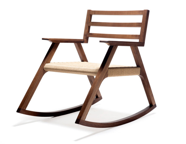 Giacomo Rocker by Michael Yates in main home furnishings  Category