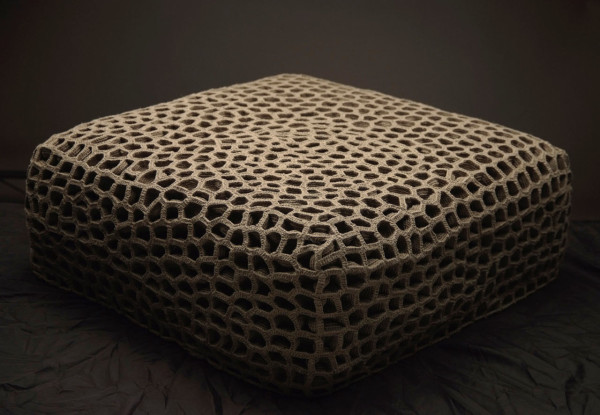 Creative Furniture Made of Yarn and Thread  in main home furnishings  Category