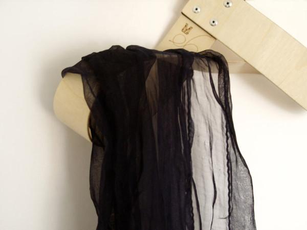 modern-loop-wooden-hanger-scarves
