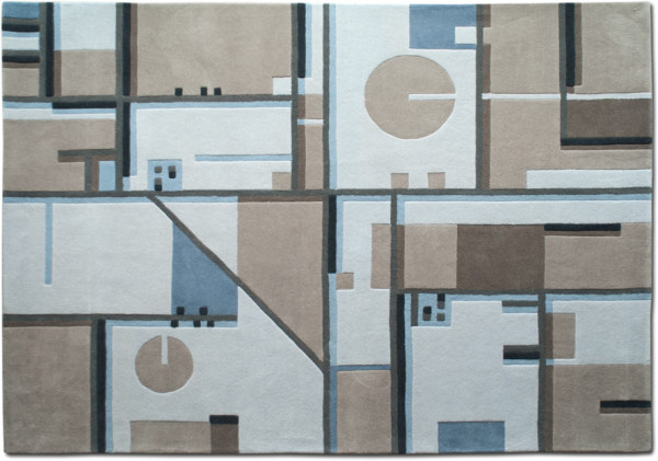 Terre Des Hommes Rug Collection from Liz Eeuwes in main home furnishings  Category