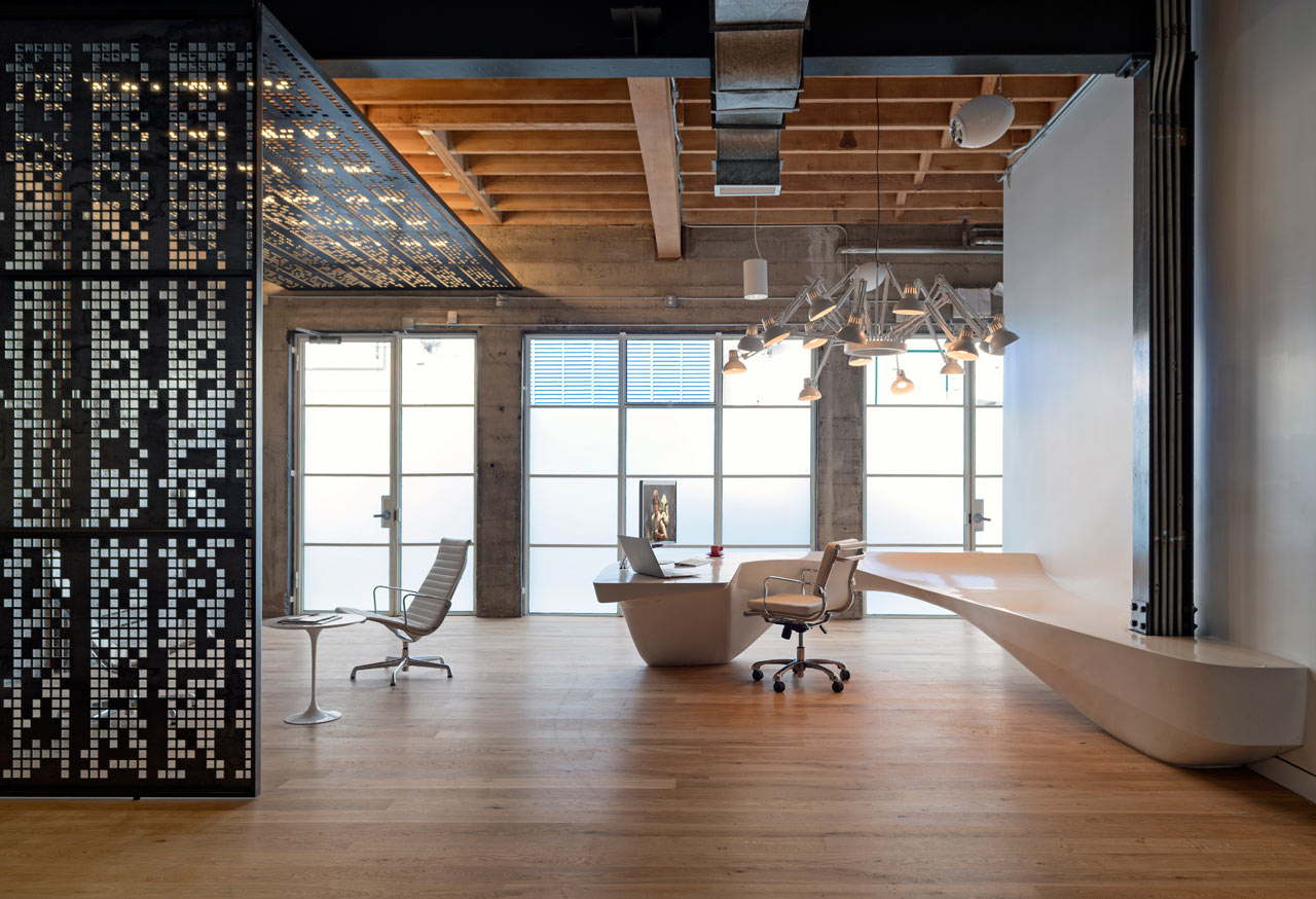 evernote office studio oa. Giant Pixel Office By Studio O+A Evernote Oa