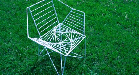Outer Chair by Alex Dorfman