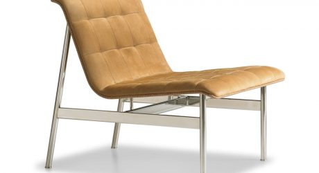 Working With A Mid-Century Master: The CP Lounge by Bernhardt