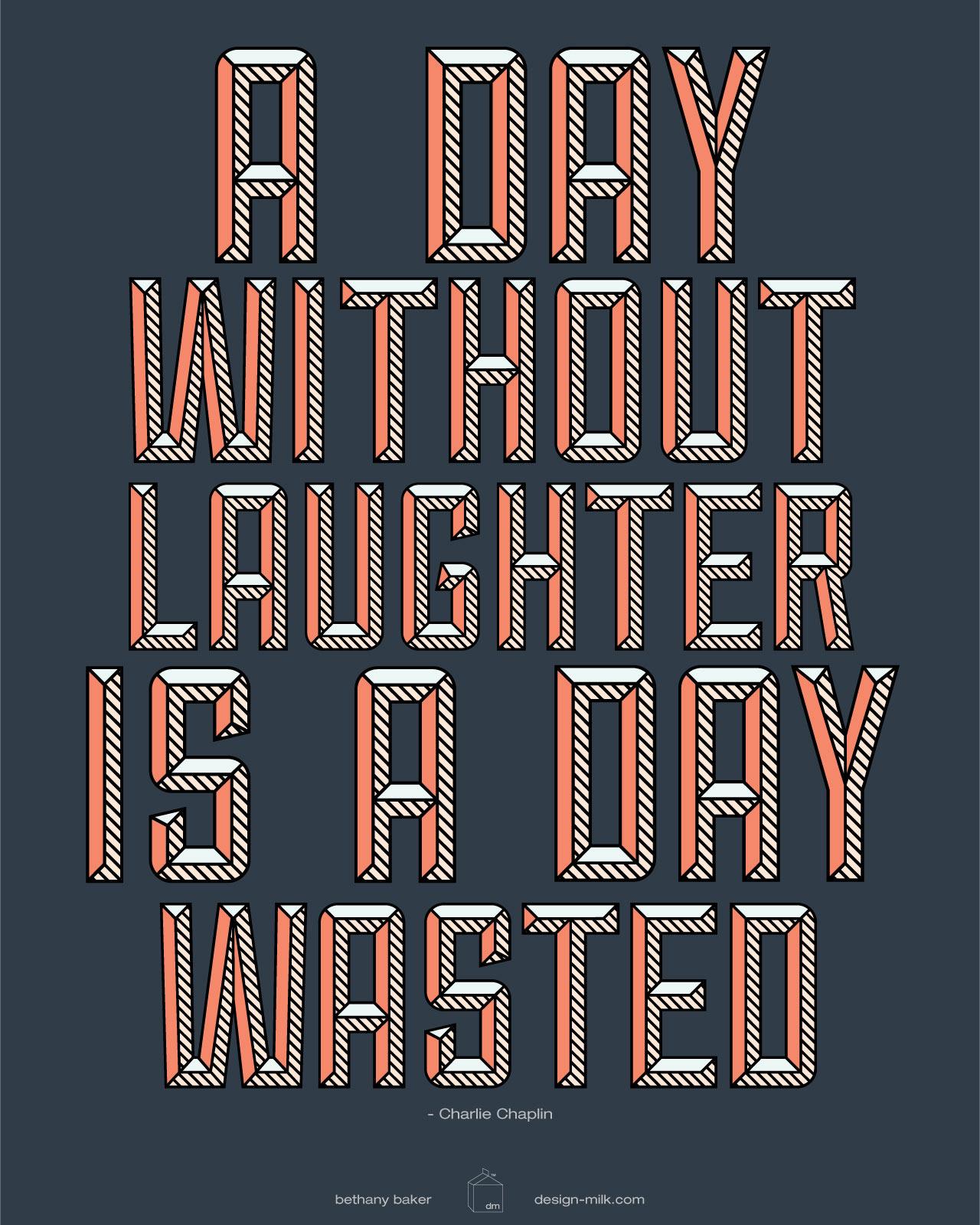 Vitamin D: Laughter