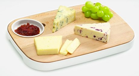 Slice & Serve Cheese Board