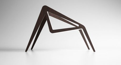 Arachnide Chair by Studioforma