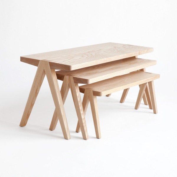 Summit Nesting Tables by Moving Mountains in main home furnishings  Category