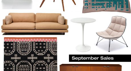 Mark Your Calendar: 2Modern September Sales