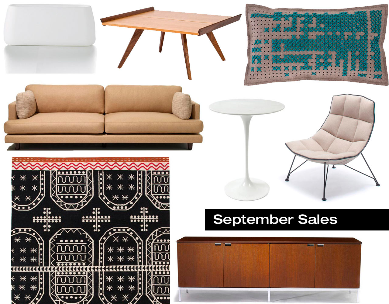 Mark Your Calendar: 2Modern September Sales