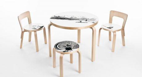 Moomin Collection for Artek