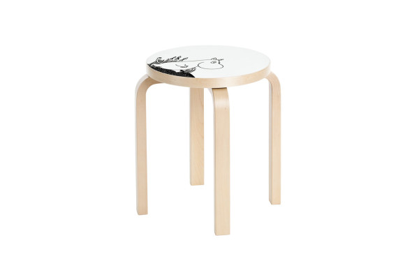 Artek_Moomin_collection-4a-stool_E60_Moomintroll