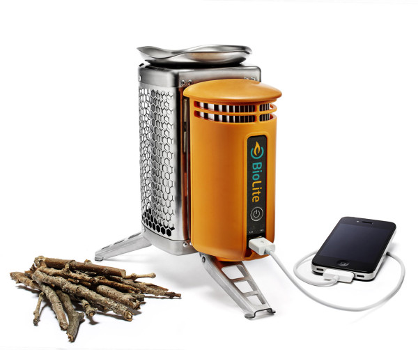 Biolite Portable Grill & CampStove in technology style fashion main home furnishings  Category