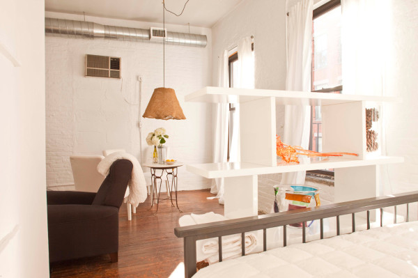 Rent a Bit of History: Basquiats Loft for Rent on Airbnb in main interior design architecture  Category