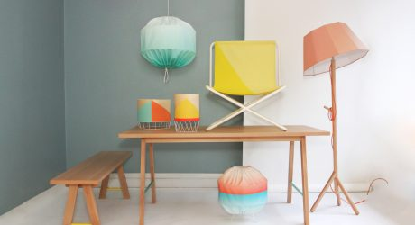 Vibrant Furniture & Accessories Collection by Colonel