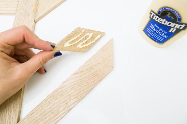 DIY Trompe L'Oeil 3D Coat Rack