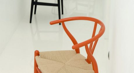 Wishbone Chair by Hans J. Wegner for Carl Hansen & Søn