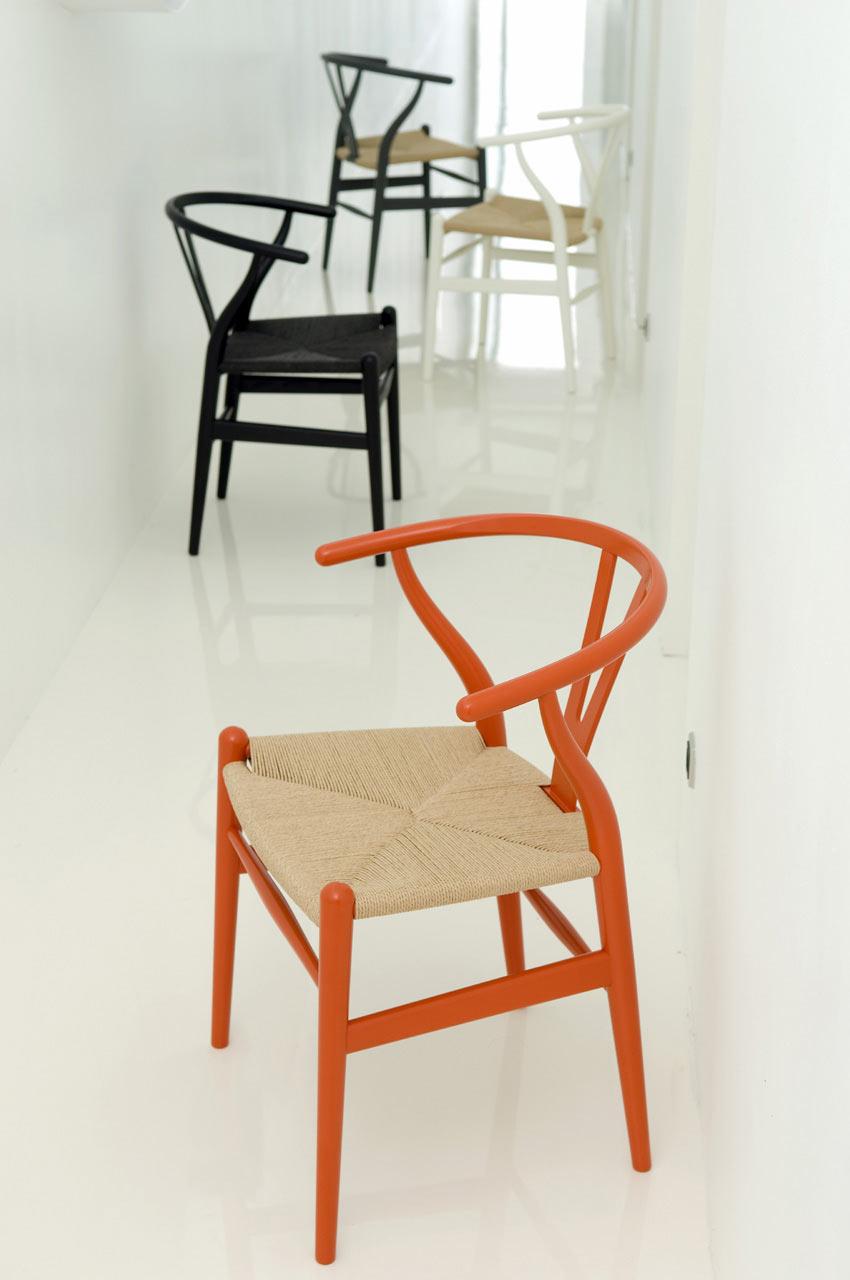 Wishbone Chair by Hans J. Wegner for Carl Hansen & Søn