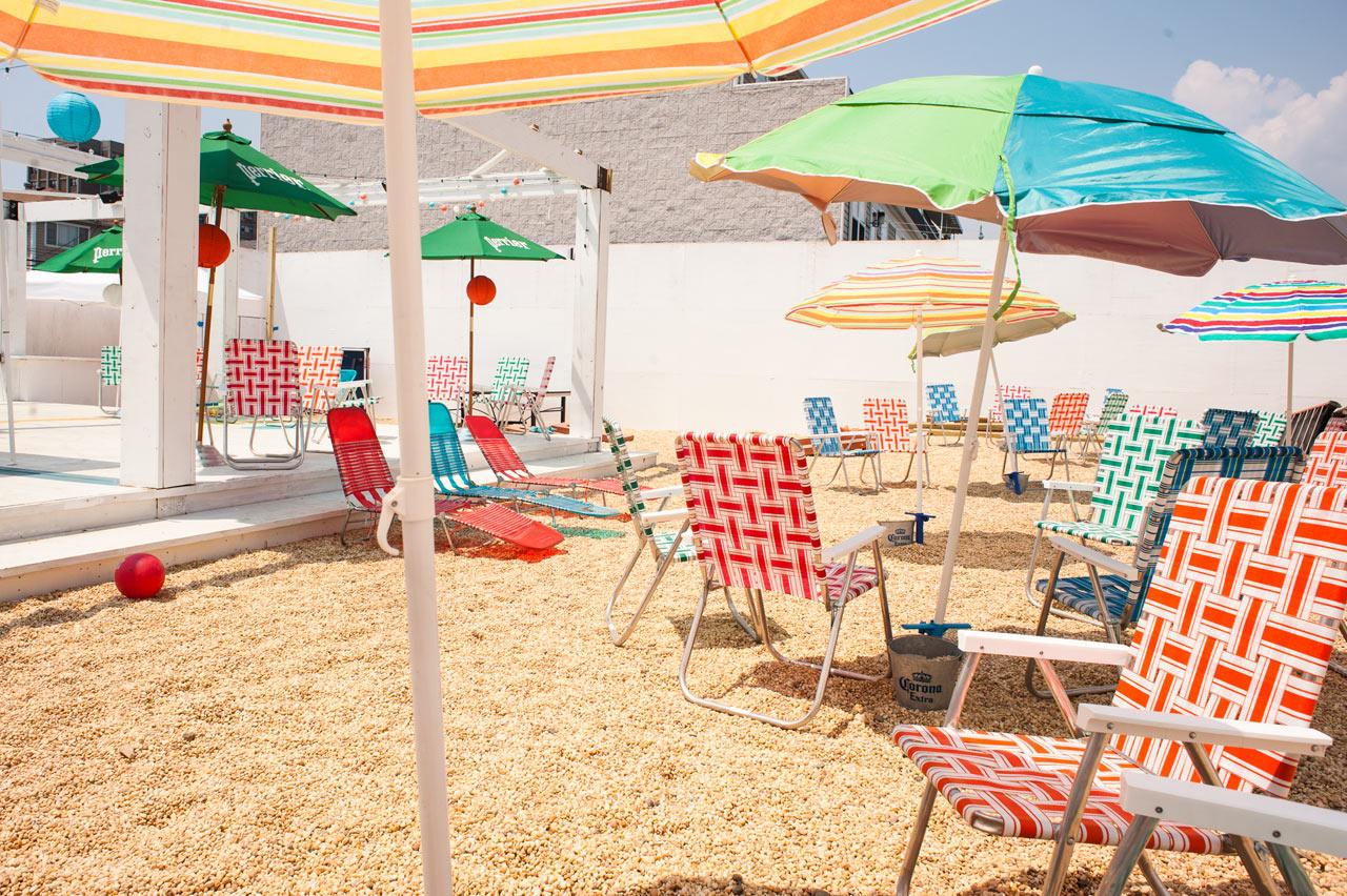 The Rockaways Artistic Playground: Playland Motel