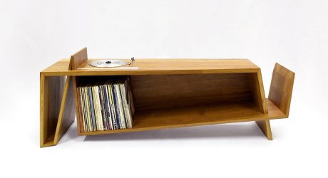 Folded Record Bureau by HM HandMade