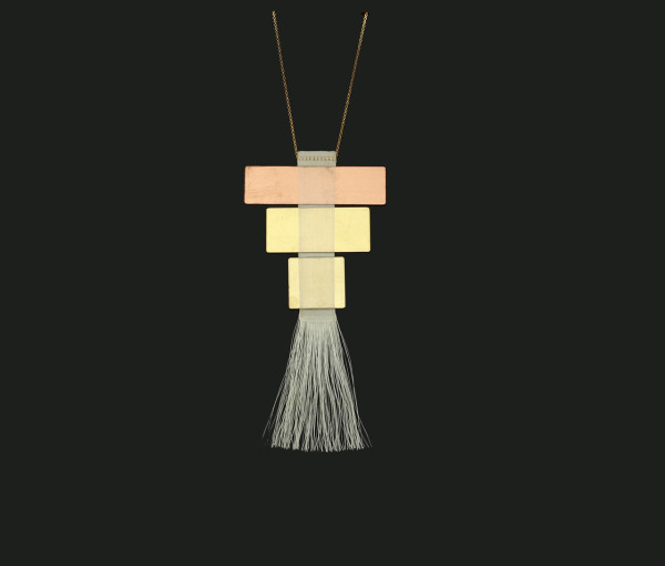 Hand Woven Necklaces by Michal Taharlev in style fashion  Category