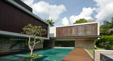 Singapore Paradise: JKC2 by ONG&ONG